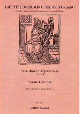 Vejvanovsky, Pavel Joseph (~1640- 1693): Sonata Laetitiae