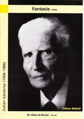 Gárdonyi, Zoltán (1906-1986): Fantasie (1956)