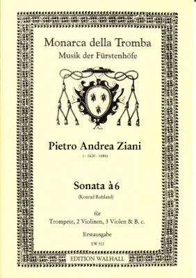 Ziani, Pietro Andrea (~1620–1684): Sonata à 6