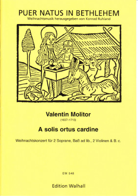 Molitor, Valentin (1637-1713): A solis ortus cardine