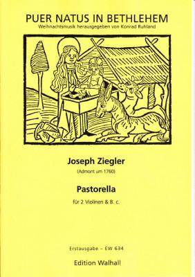 Ziegler, Joseph (Admont ~1760): Pastorella