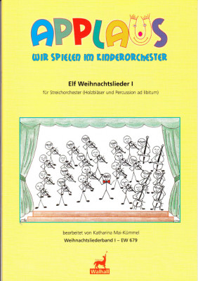 Mai-Kümmel, Katharina (*1940): Elf Weihnachtslieder - Band I