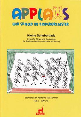 Mai-Kümmel, Katharina (*1940): Kleine Schubertiade