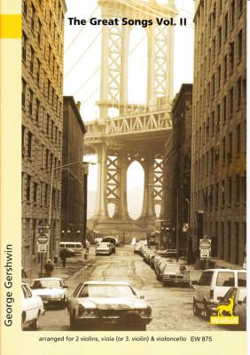 Gershwin, George (1898–1937): The great Songs<br> Band II