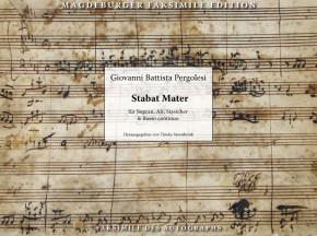 Pergolesi, Giovanni Battista (1710–1736: Stabat Mater
