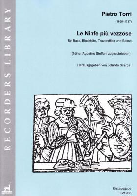 Torri, Pietro (1650–1737): Le Ninfe più vezzose