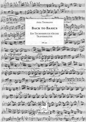 Thomann, Anja (* 1981): Back to Basics