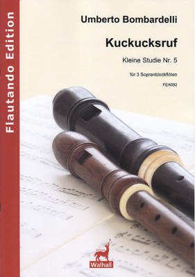 Bombardelli, Umberto (*1954): Kuckucksruf (2006)