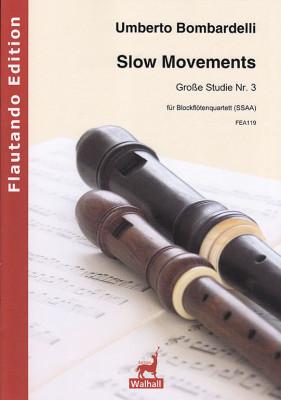 Bombardelli, Umberto (*1954): Slow Movements