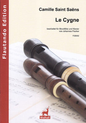 Saint-Saëns, Camille (1835–1921):Le Cygne (Le carneval desanimaux)
