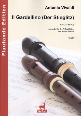 Vivaldi, Antonio (1678–1741):Il Gardellino (Der Stieglitz) RV 428