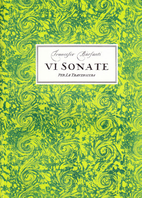 Barsanti, Francesco (1690–1772):6 Sonate op. 2