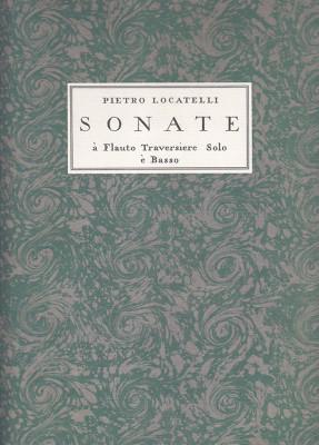 Locatelli, Pietro (1695–1764):XII Sonate op. 2