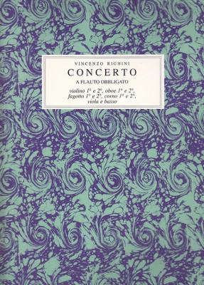 Righini, Vincenzo (1756–1812):Concerto in sol maggiore