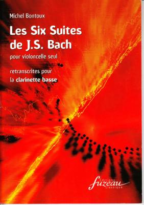 Bach, Johann Sebastian (1685– 1750): Die sechs Cellosuiten