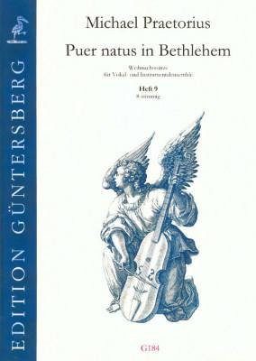 Praetorius, Michael (1572-1621): Puer natus in Bethlehem IX