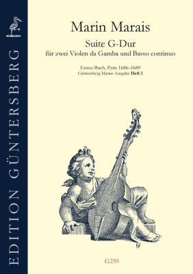 Marais, Marin (1656–1728): Suite G-Dur