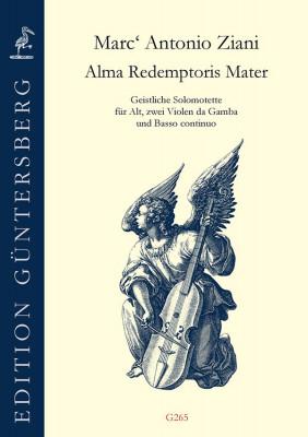 Ziani, Marc' Antonio (~1653–1715): Alma Redemptoris Mater
