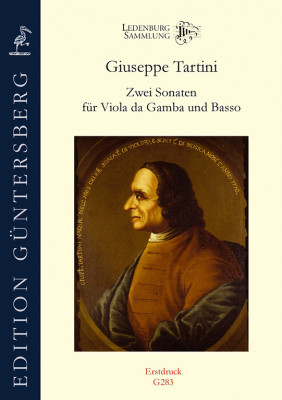 Tartini, Giuseppe (1692–1770): Two Sonatas in G Minor and B-flat Major