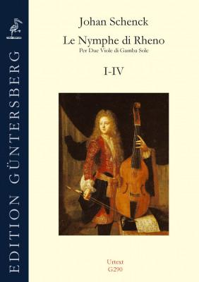 Schenck, Johan (1660–1717?): Le Nymphe di Rheno op. 8