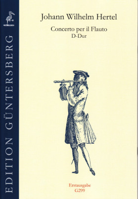 Hertel, Johann Wilhelm (1727–1789): Concerto D-Dur