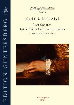 Abel, Carl Friedrich (1723–1787): Vier Sonaten (Maltzan III)