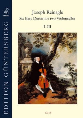 Reinagle, Joseph (1752–1825):Six Easy Duetts