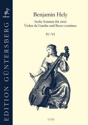 Hely, Benjamin (?–1699):Sechs Sonaten