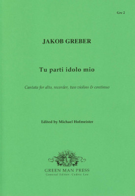 Greber, Jakob (?-1731): Tu parti idolo mio
