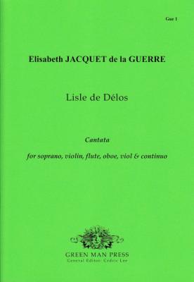 Jacquet de la Guerre, Elisabeth (1665–1729): Lisle de Délos
