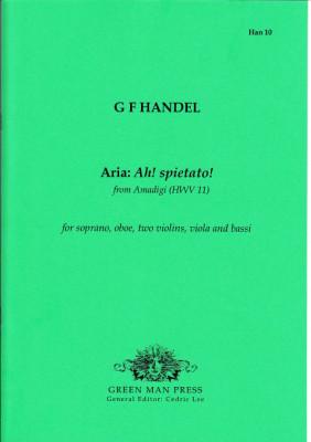 Händel, Georg Friedrich (1685-1759): Ah! spietato!