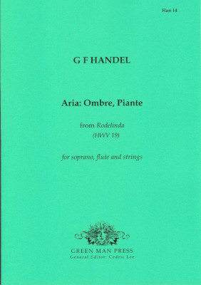Händel, Georg Friedrich (1685-1759): Ombre, Piante