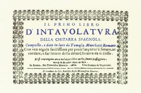 MARCHETTI, Tomaso (17th c.): Il primo libro