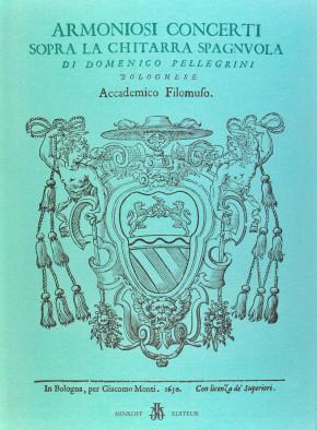 PELLEGRINI, Domenico (b.?–1630): Armoniosi concerti