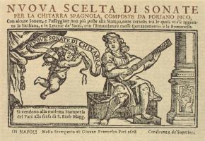 PICO, Foriano (16–17th): Nuova scelta di sonate