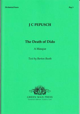 Pepusch, Johann Chr. (1667-1752): The Death of Dido