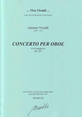 Vivaldi, Antonio (1678–1741): Concerto F-Dur RV 455