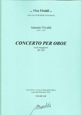 Vivaldi, Antonio (1678–1741): Concerto F-Dur RV 458