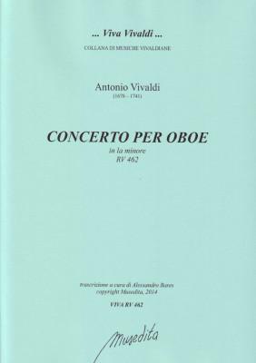 Vivaldi, Antonio: Concerto A-Moll RV 462