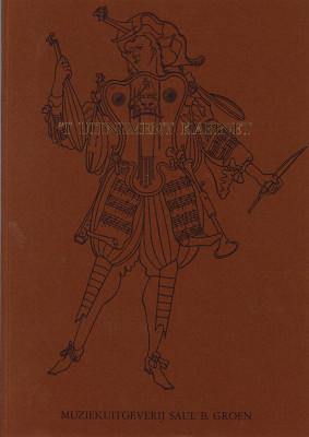 'T Uitnement Kabinet (Amsterdam 1646, 1649): 36 Werke für Sopranblockflöte solo – Band I