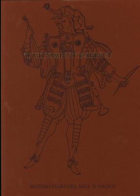 'T Uitnement Kabinet (Amsterdam 1646, 1649): 29 Werke für zwei Melodieinstrumente – II