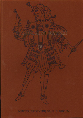 'T Uitnement Kabinet (Amsterdam 1646, 1649): 27 Werke für Melodieinstrument und Basso – Band IV