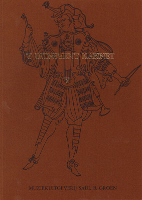 'T Uitnement Kabinet (Amsterdam 1646, 1649): 32 Courantes and Branles für Melodieinstrument und Basso – Band V
