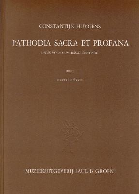 Huygens, Constantijn (1596–1687): Pathodia Sacra et Profana
