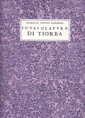 Pittoni, Giovanni Ferrarese (~1630 –1677): Intavolatura di Tiorba