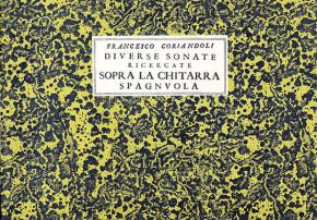Coriandoli, Francesco (?–c.1670): Diverse Sonate Ricercate