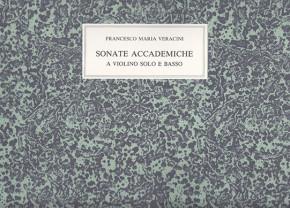 Veracini, Francesco M. (1690– 1768): Sonate accademiche op. 2