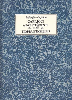 Castaldi, Bellorofonte (1580–1649): Capricci a due strumenti