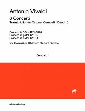 Vivaldi, Antonio (1678–1741):6 Concerti